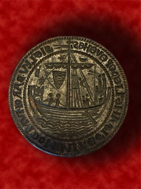 Obverse of the Pevensey Seal