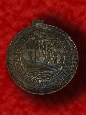 Reverse of the Pevensey Seal